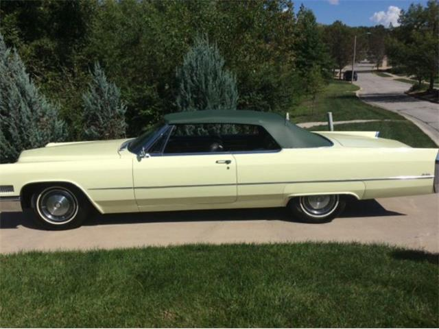 1966 Cadillac Deville For Sale On Classiccars Com