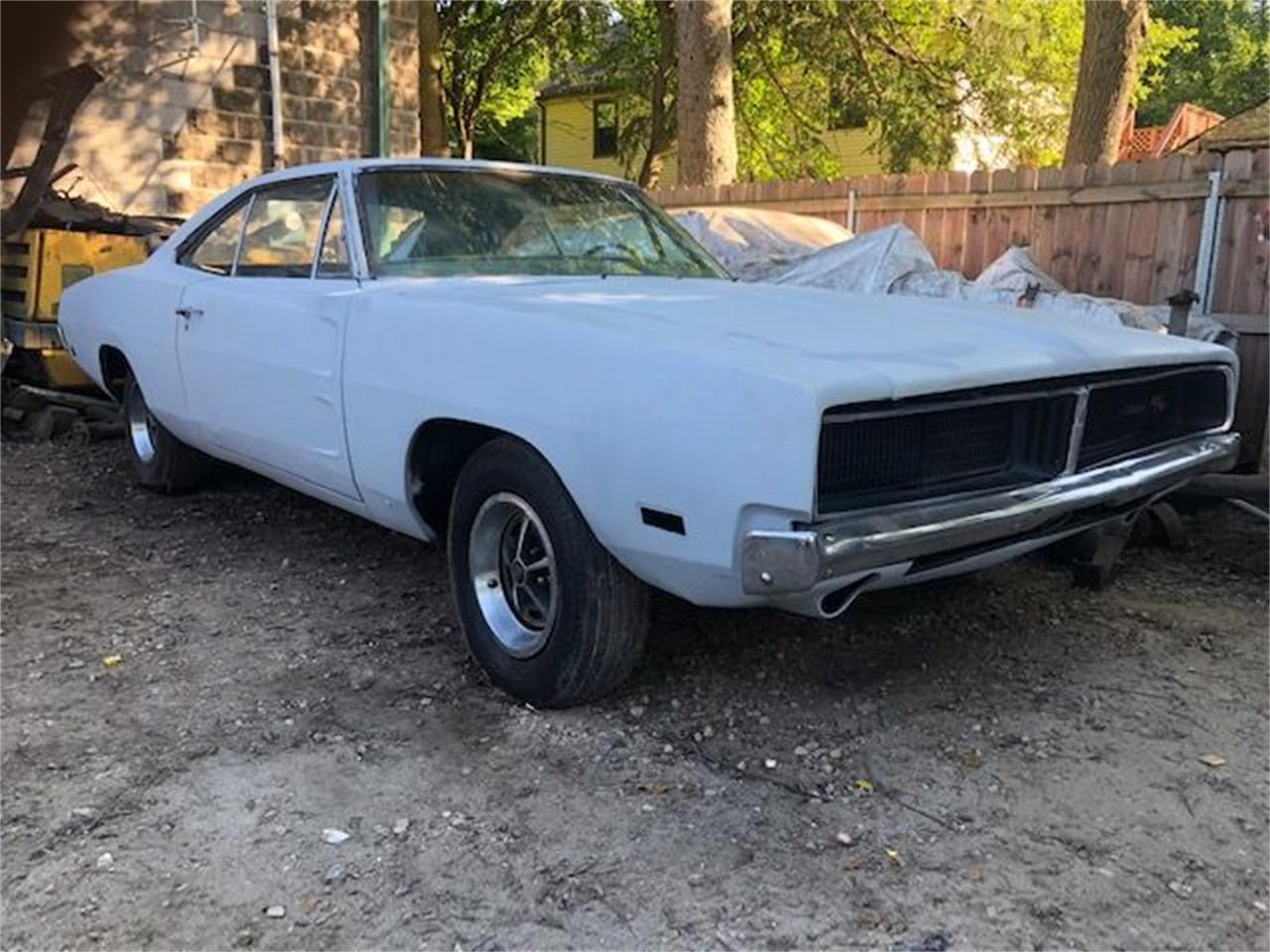 1969 dodge charger for sale   classiccars   cc-1152468