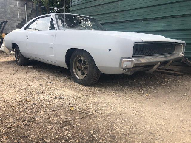 1968 Charger For Sale >> 1968 Dodge Charger For Sale On Classiccars Com