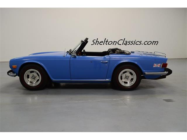 Picture of '74 TR6 - OP9B
