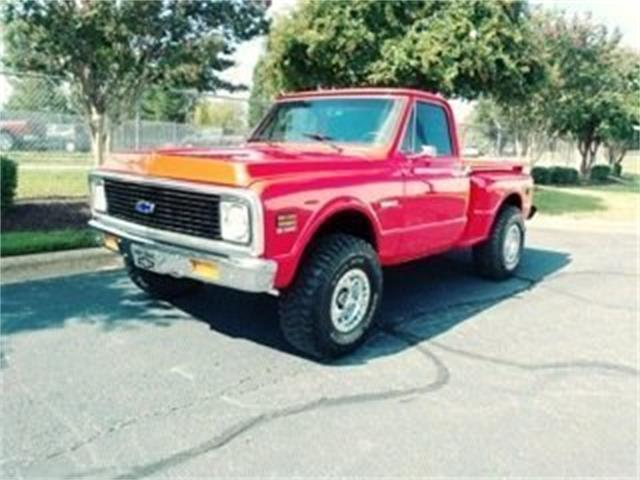Picture of Classic 1971 Chevrolet K-10 located in North Carolina - OP9P