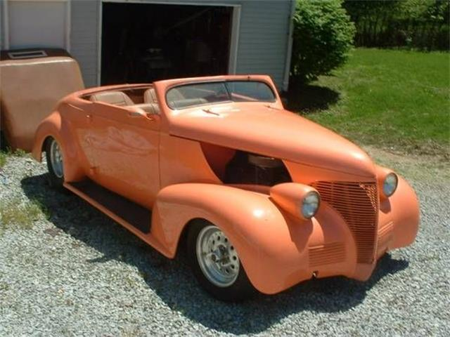 Picture of '39 Convertible - OP9Z