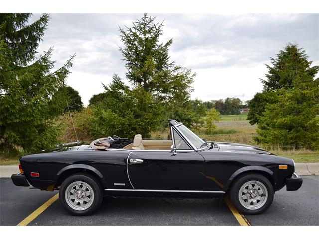 Picture of 1984 Fiat Spider - $29,995.00 Offered by  - ONJF
