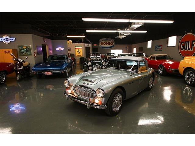 Picture of Classic '66 Austin-Healey 3000 located in Cadillac Michigan - $88,995.00 Offered by  - OPAJ