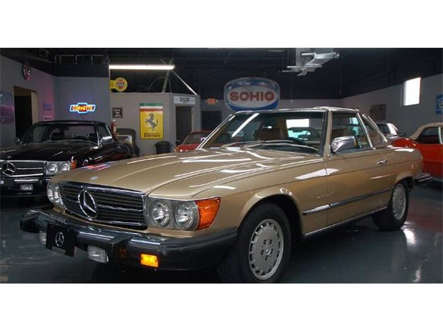 Picture of '85 380SL - OPAL