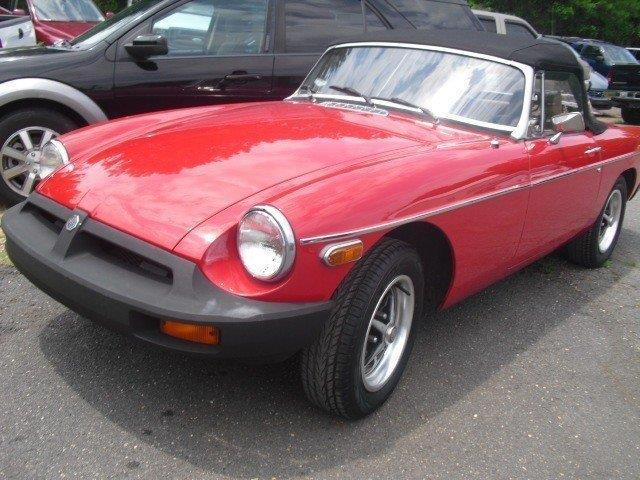 Picture of '80 MGB - OPAW