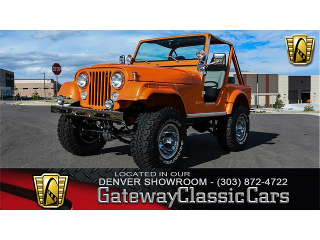 Picture of '80 CJ5 - OPBT