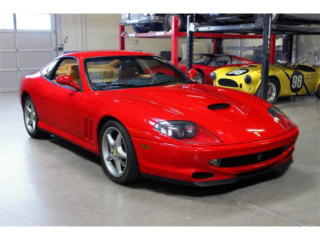 Picture of 2001 Ferrari 550 Maranello - $199,995.00 Offered by  - OPC8
