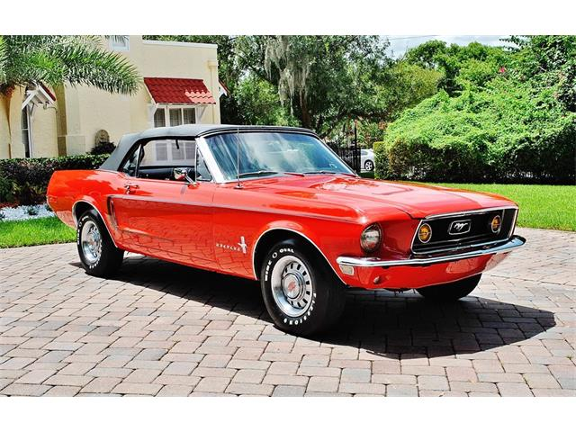 Picture of '68 Mustang - OPCF