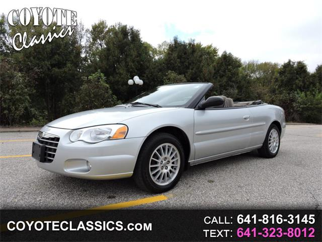 Picture of '06 Chrysler Sebring located in Greene Iowa Offered by  - OPCI