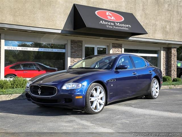 Picture of 2007 Quattroporte located in Carmel Indiana - OPDK