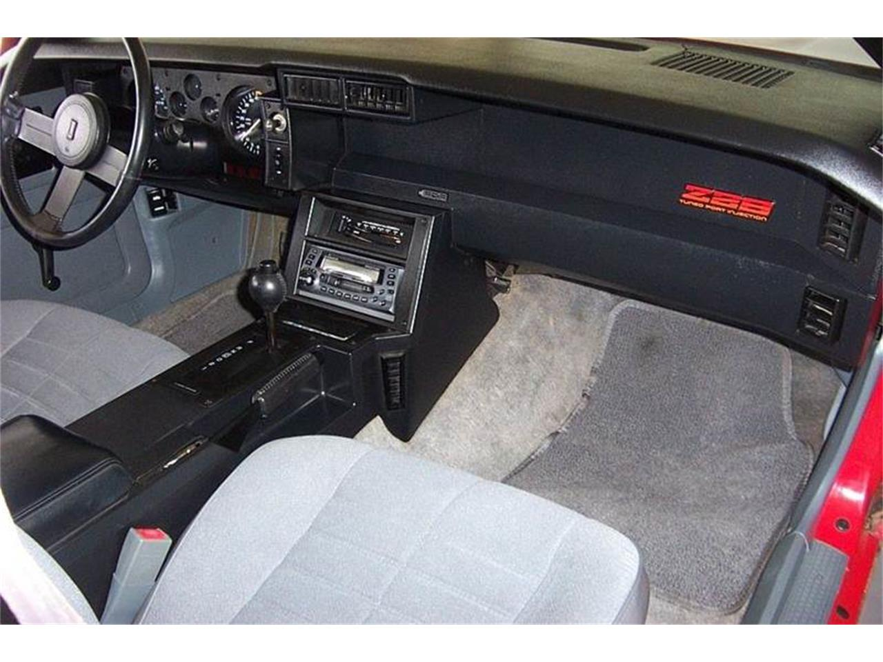Large Picture of '86 Camaro - OPDM