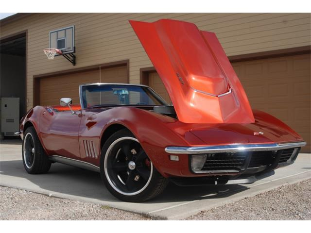 Picture of '68 Chevrolet Corvette located in Peoria Arizona Auction Vehicle Offered by  - OPDO