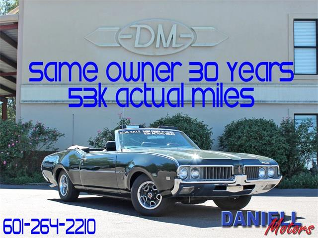 Picture of Classic '69 Cutlass Supreme - $14,900.00 - OPDT