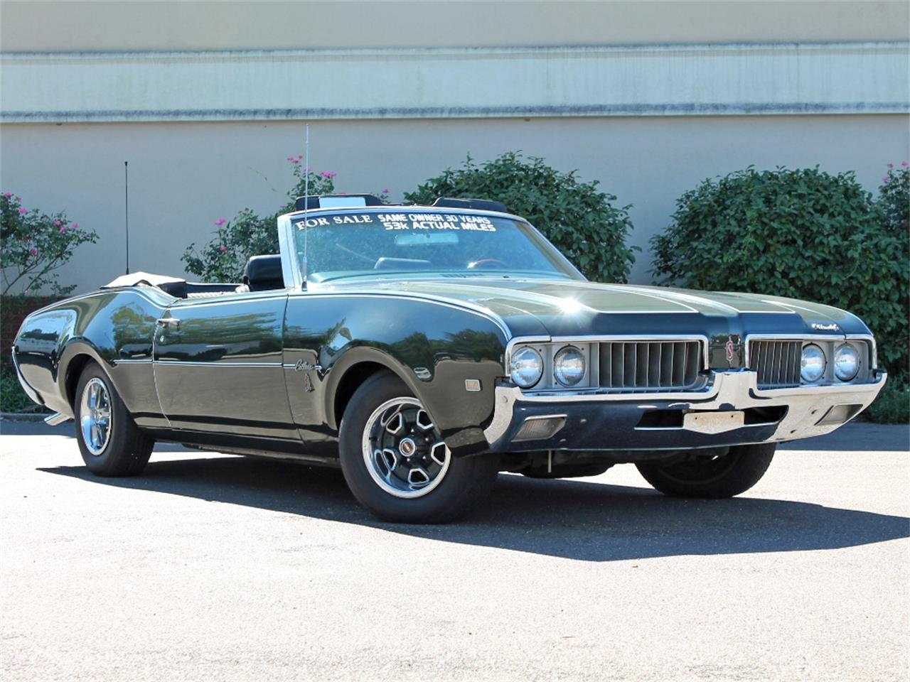 Large Picture of '69 Cutlass Supreme - OPDT