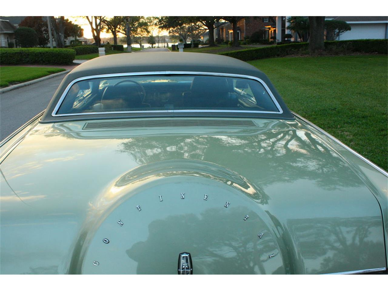 Large Picture of 1969 Lincoln Continental Mark III located in Florida - $24,500.00 Offered by MJC Classic Cars - OPDW