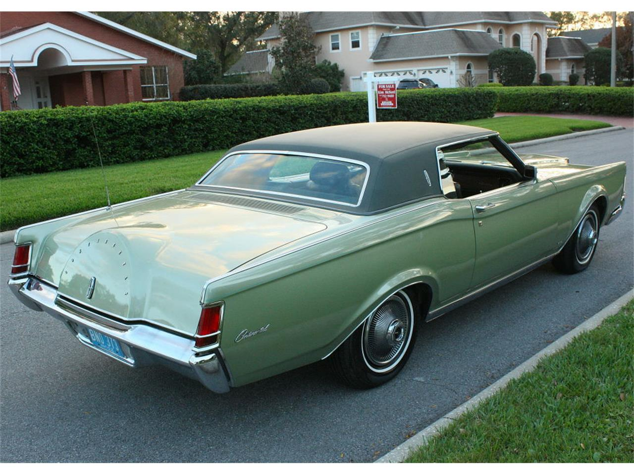 Large Picture of Classic '69 Continental Mark III - $24,500.00 Offered by MJC Classic Cars - OPDW