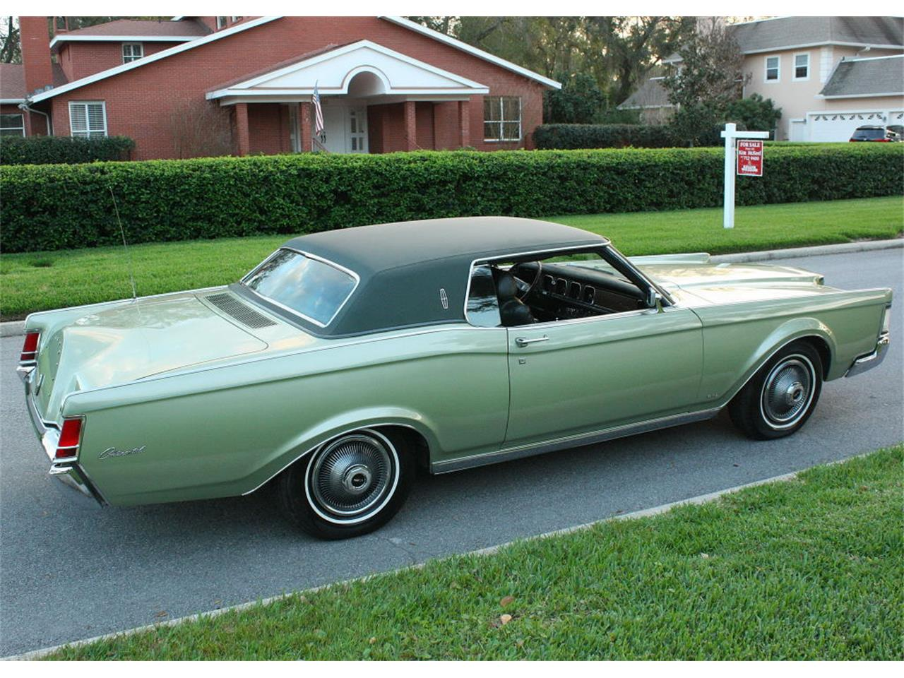 Large Picture of '69 Continental Mark III - OPDW