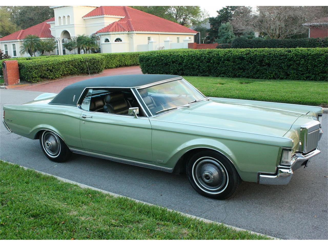 Large Picture of Classic 1969 Lincoln Continental Mark III located in Lakeland Florida - OPDW