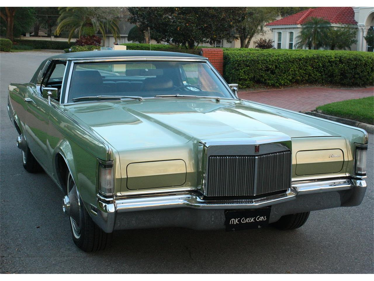 Large Picture of 1969 Continental Mark III located in Florida - $24,500.00 - OPDW