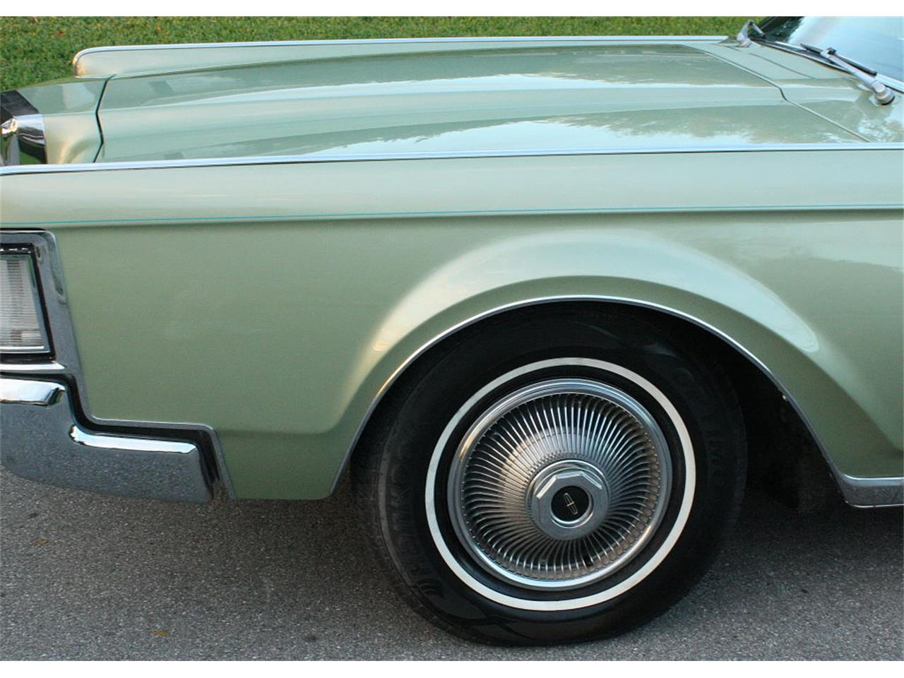 Large Picture of 1969 Continental Mark III located in Lakeland Florida - OPDW
