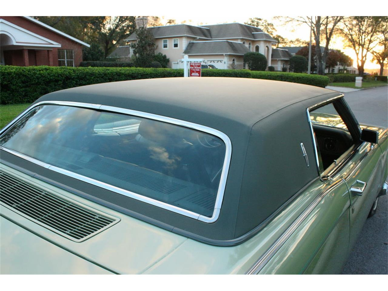Large Picture of 1969 Continental Mark III located in Lakeland Florida - $24,500.00 Offered by MJC Classic Cars - OPDW