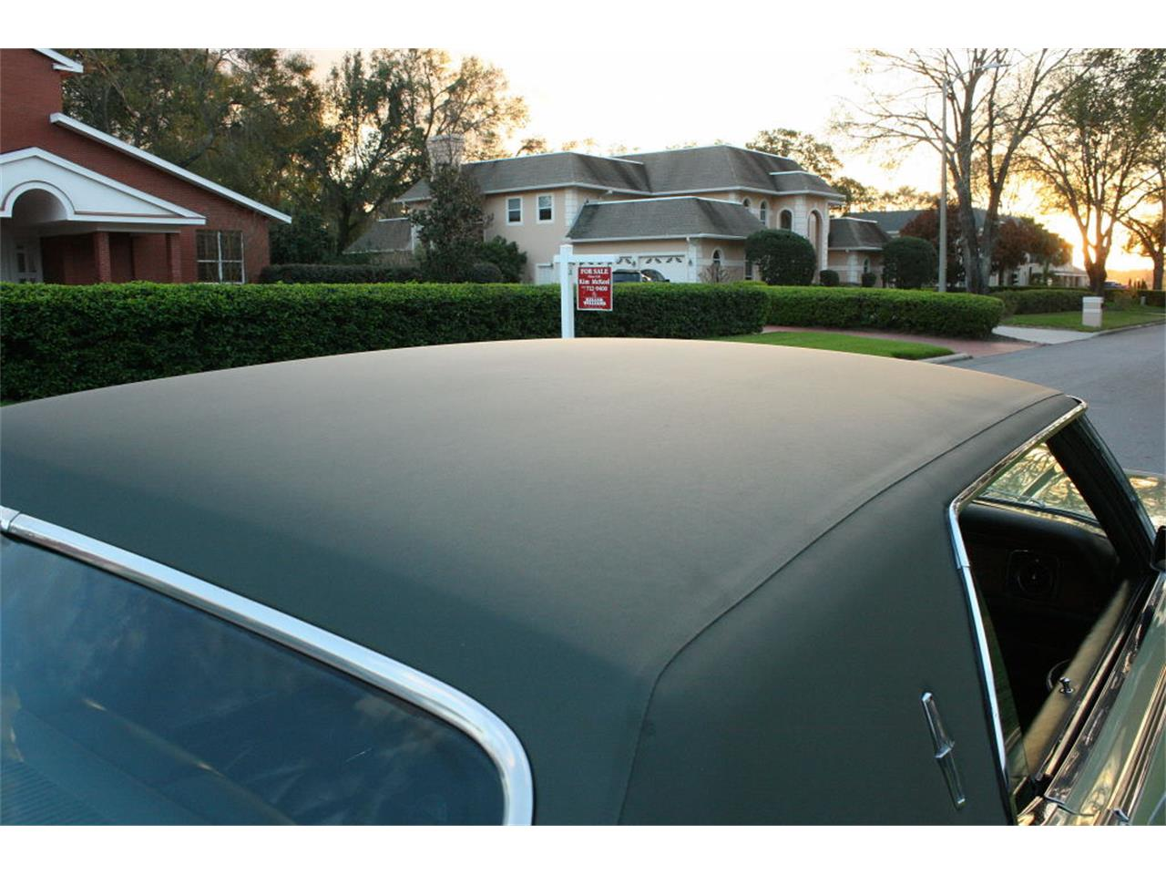 Large Picture of '69 Lincoln Continental Mark III located in Lakeland Florida - $24,500.00 Offered by MJC Classic Cars - OPDW