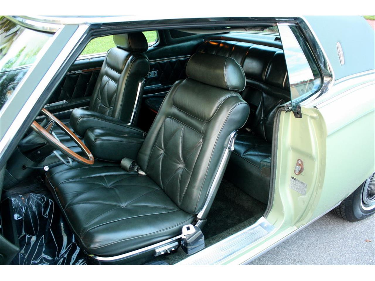 Large Picture of Classic 1969 Lincoln Continental Mark III located in Lakeland Florida Offered by MJC Classic Cars - OPDW