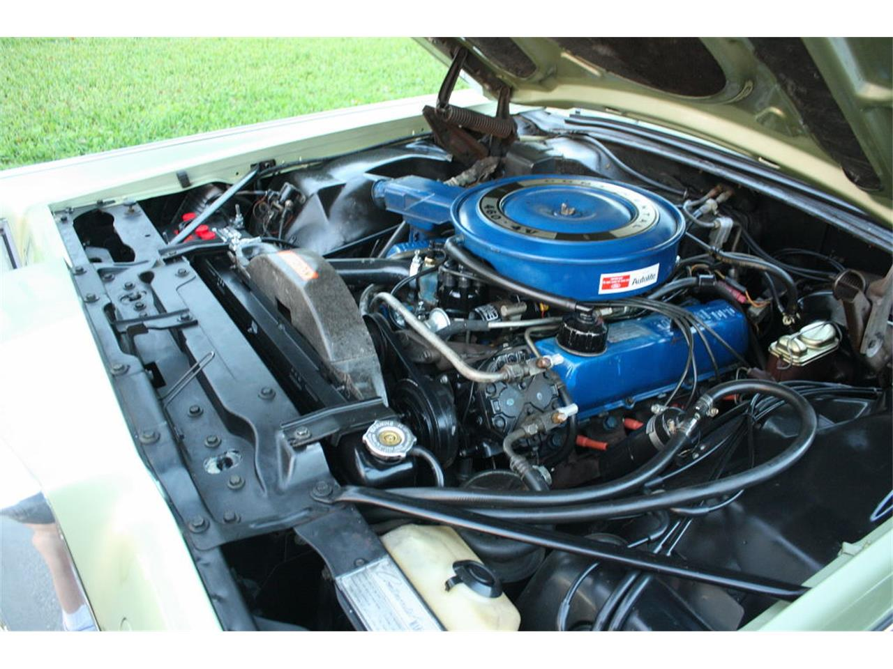 Large Picture of '69 Lincoln Continental Mark III - OPDW