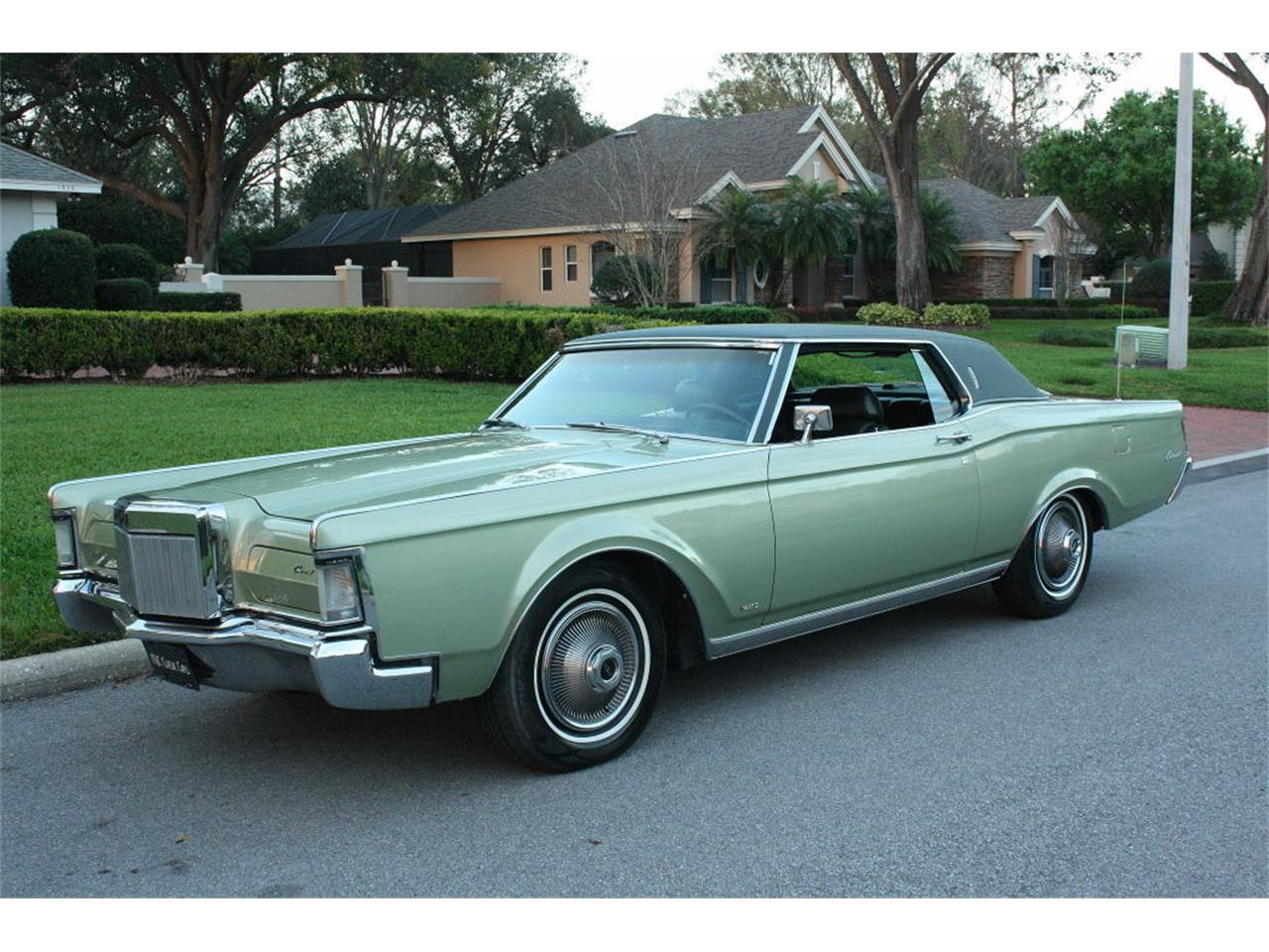 Large Picture of 1969 Lincoln Continental Mark III - $24,500.00 - OPDW