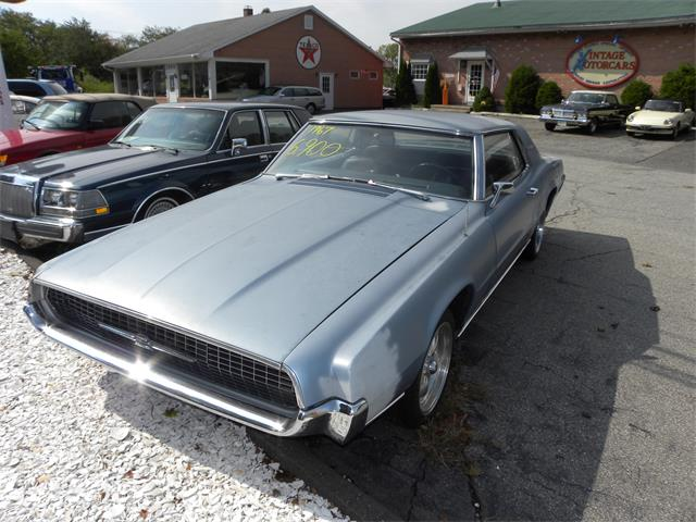 1967 Ford Thunderbird For Sale On Classiccars Com On Classiccars Com