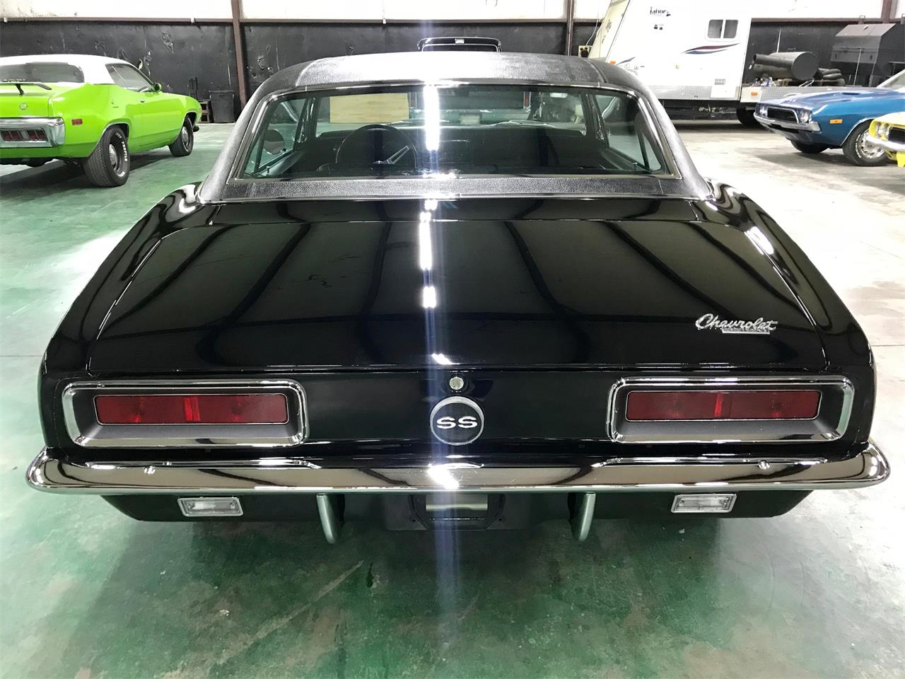 Large Picture of '67 Camaro RS/SS - OPE5