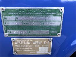 Picture of '72 Westfalia Camper - OPEB