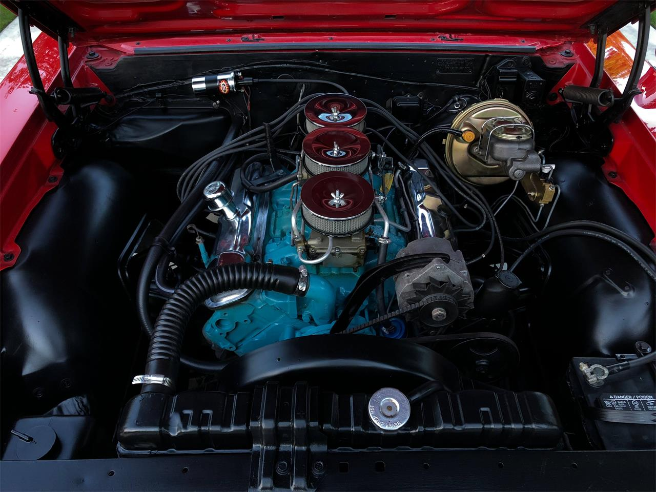 Large Picture of '64 GTO - OPEC