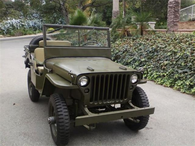 Picture of '45 Willys - OPEH
