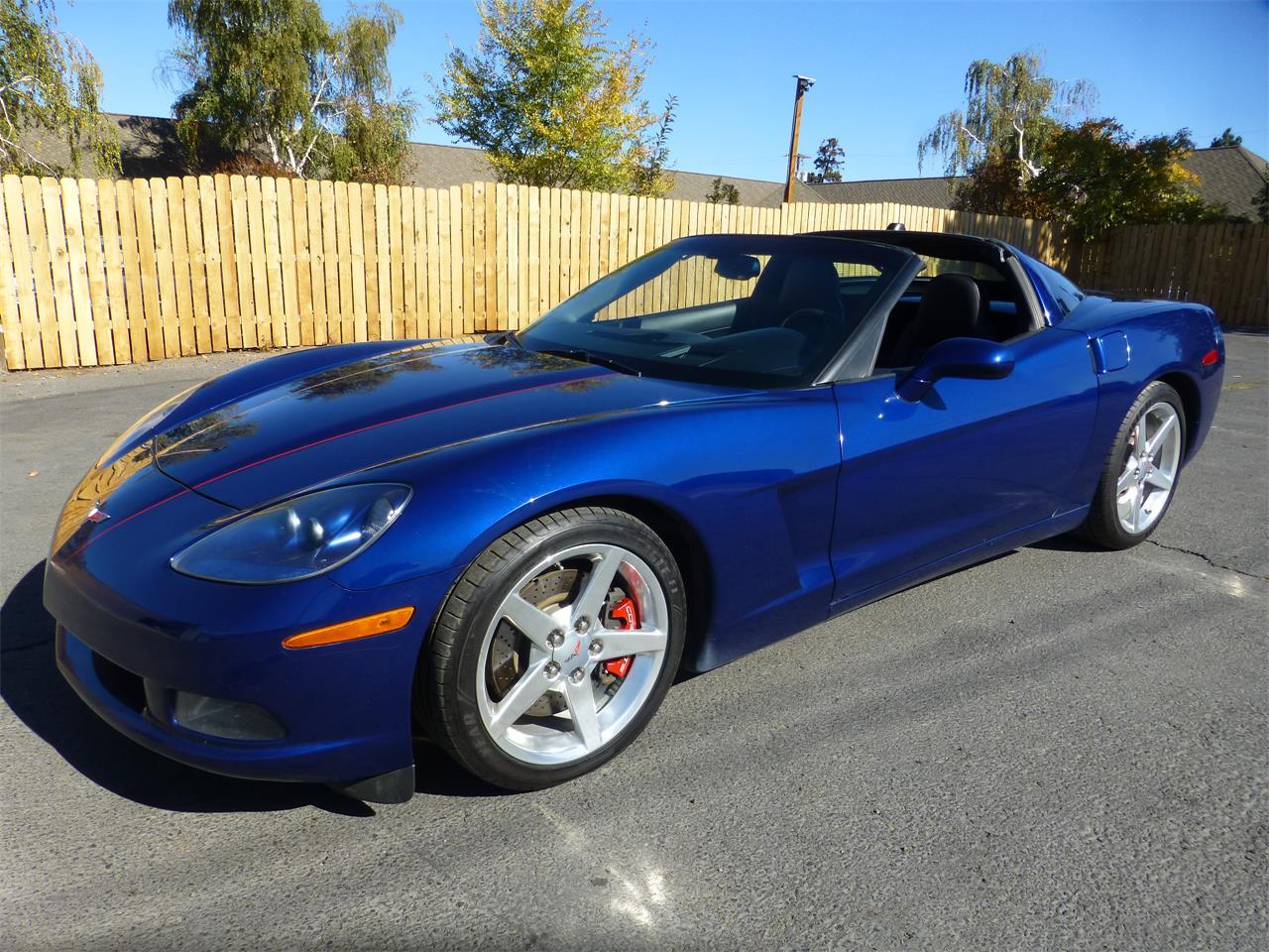 2005 Corvette For Sale >> 2005 Chevrolet Corvette For Sale Classiccars Com Cc 1152669