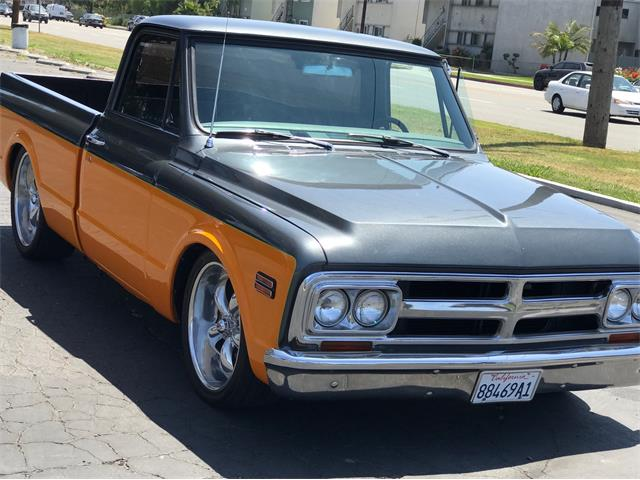Picture of Classic 1968 GMC 1/2 Ton Pickup - $24,000.00 Offered by a Private Seller - OPEQ