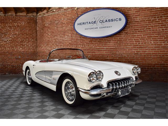 Picture of '60 Corvette - OPET
