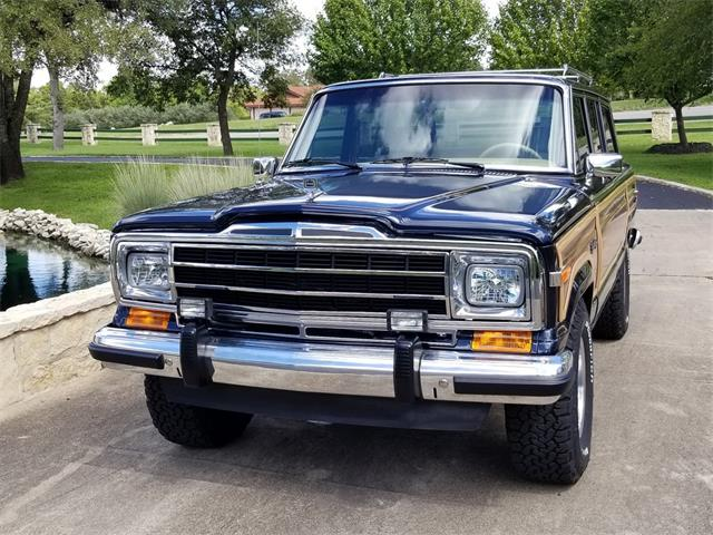 Picture of '89 Grand Wagoneer - OPEU