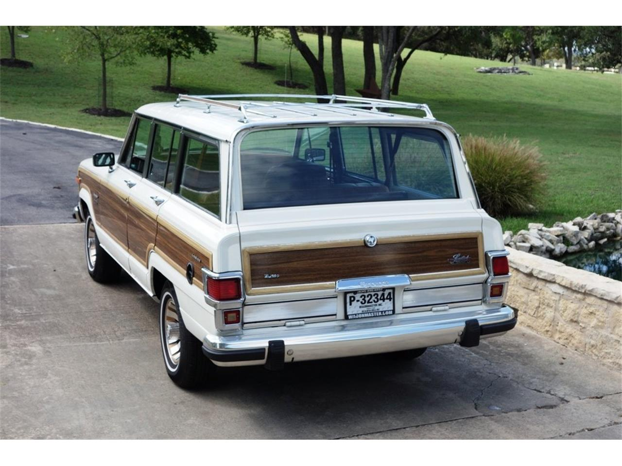 Large Picture of '83 Wagoneer - OPEW