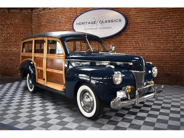 Picture of '41 Woody Wagon - OPFI