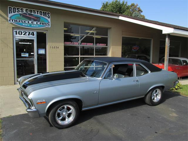 Picture of Classic '70 Chevrolet Nova SS located in Goodrich Michigan - $29,900.00 Offered by  - OPFO