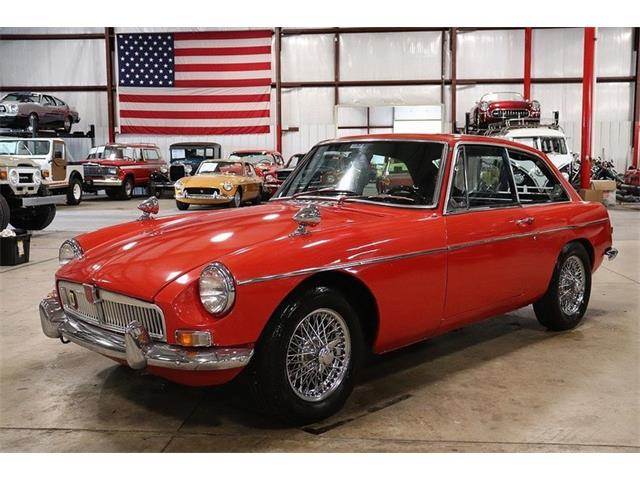 Picture of '67 MGB - ONJZ