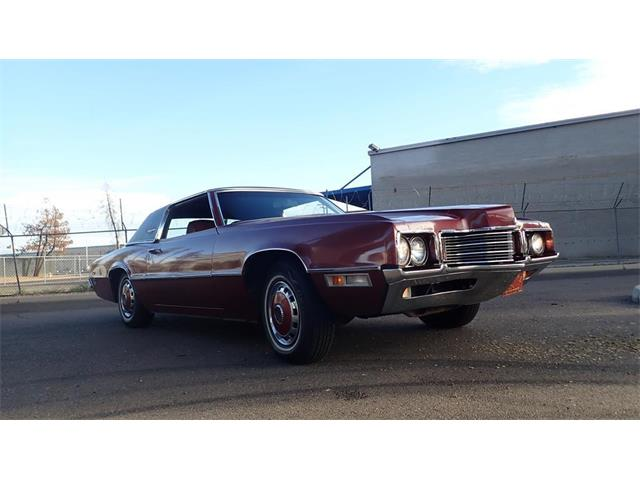 1970 To 1972 Ford Thunderbird For Sale On Classiccars