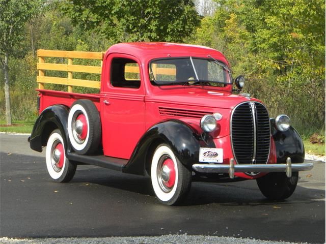 Picture of '38 1/2 Ton Pickup - OPFV