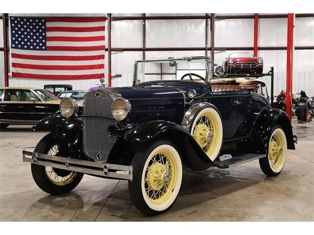 Picture of 1931 Ford Model A located in Kentwood Michigan Offered by  - OPFX