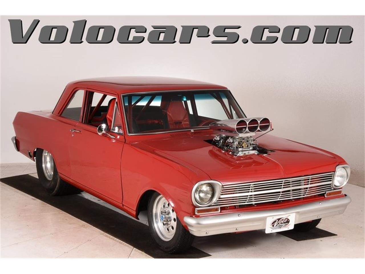 Large Picture of '62 Chevrolet Nova - $42,998.00 Offered by Volo Auto Museum - OPFZ