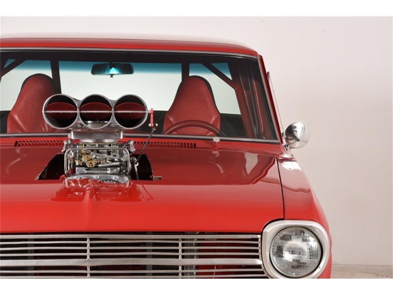 Large Picture of 1962 Nova Offered by Volo Auto Museum - OPFZ