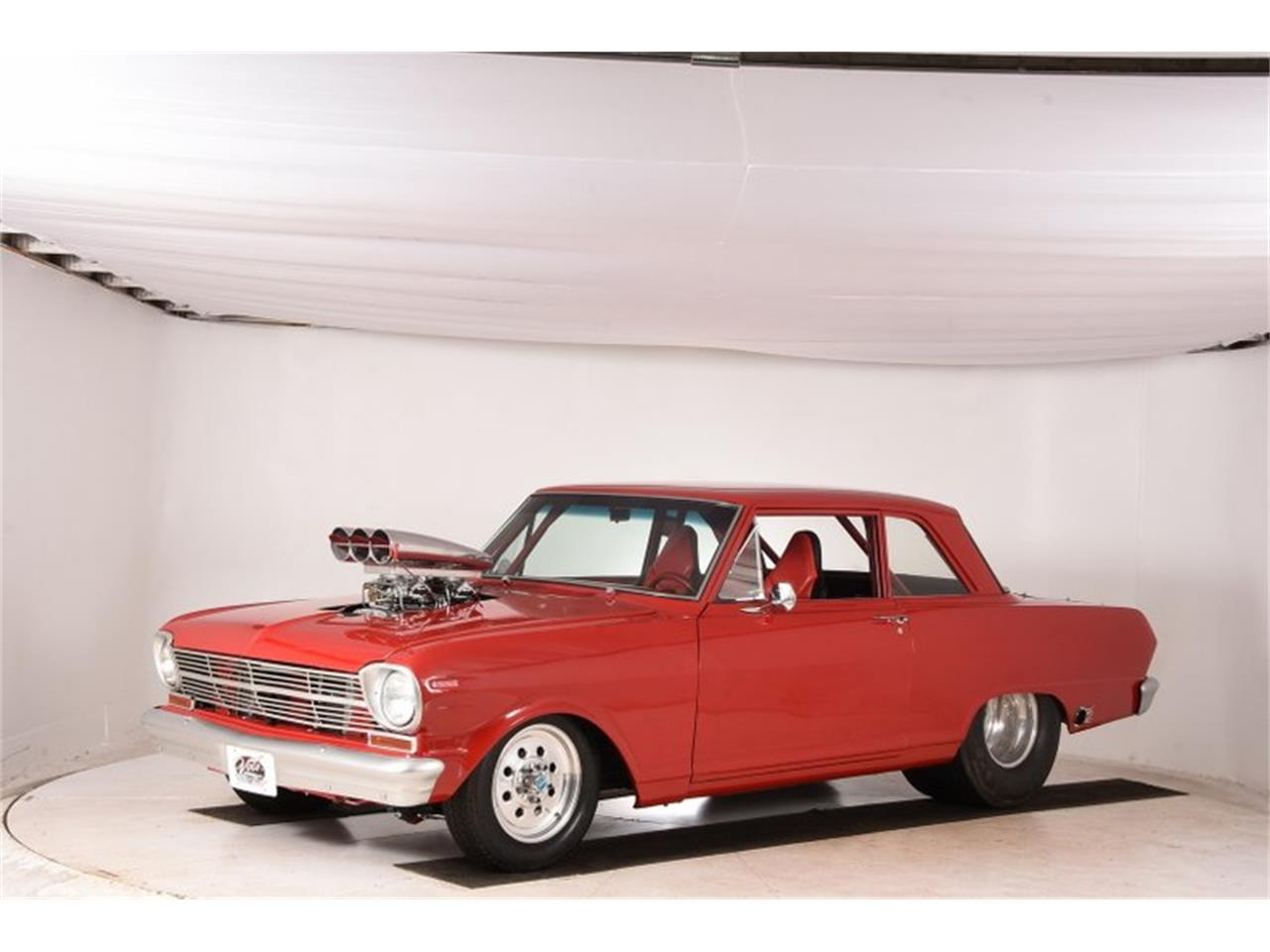 Large Picture of '62 Nova Offered by Volo Auto Museum - OPFZ