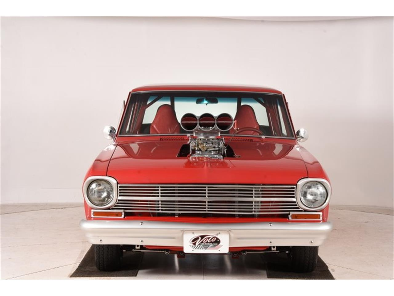 Large Picture of Classic '62 Chevrolet Nova Offered by Volo Auto Museum - OPFZ
